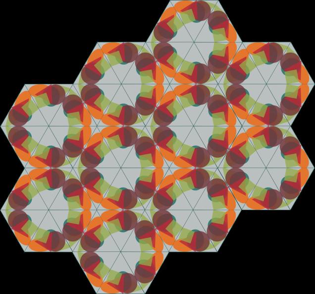 Tiling hexagons
